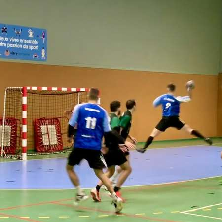 Match VITRY- USOHB SM1